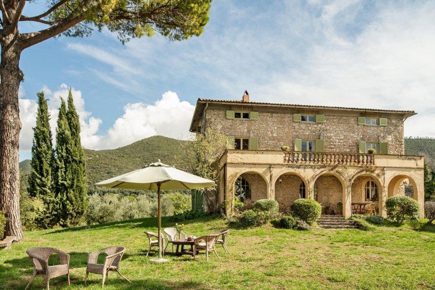Villa in Italy, Poggio Catino