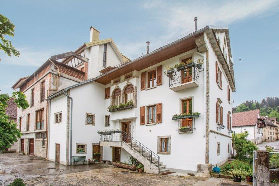 Villa in Italy, Povolaro