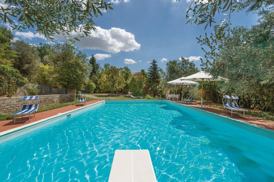 Villa in Italy, Poggio Nativo