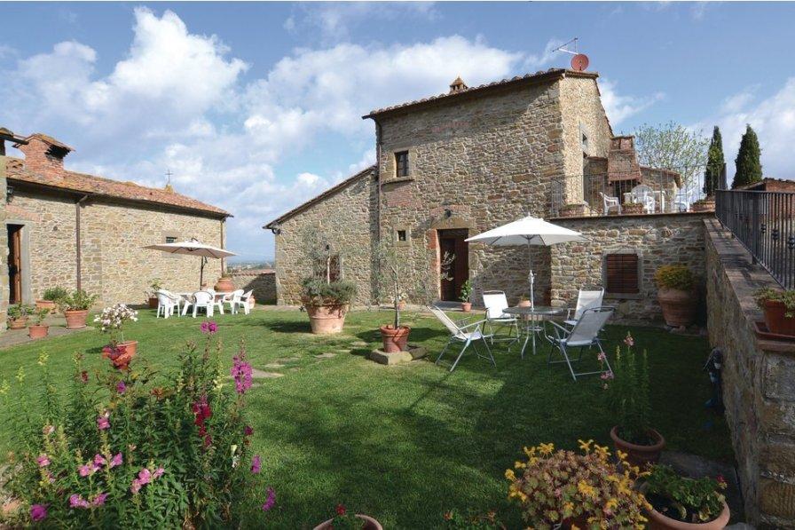 Villa in Italy, Terontola Alta