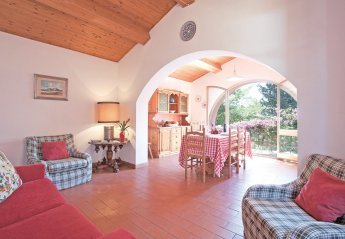 2 bedroom Villa for rent in Rosignano Marittimo