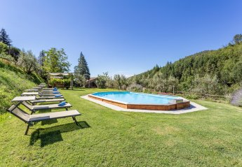 5 bedroom Villa for rent in Loro Ciuffenna