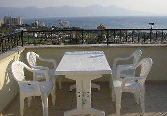 Villa in Turkey, Long Beach: View from Roof Terrace
