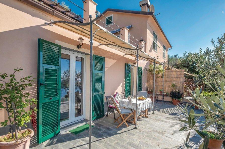 Villa in Italy, Pieve Ligure