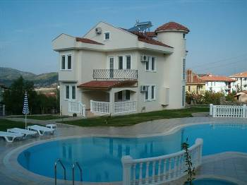 Apartment in Turkey, Ovacik: Chateaux A2