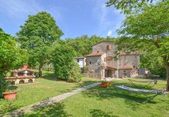 Villa in Italy, Castel Focognano