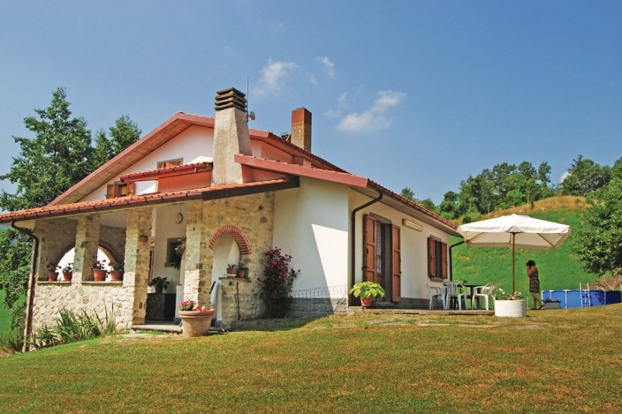 Villa in Italy, Badia Tedalda