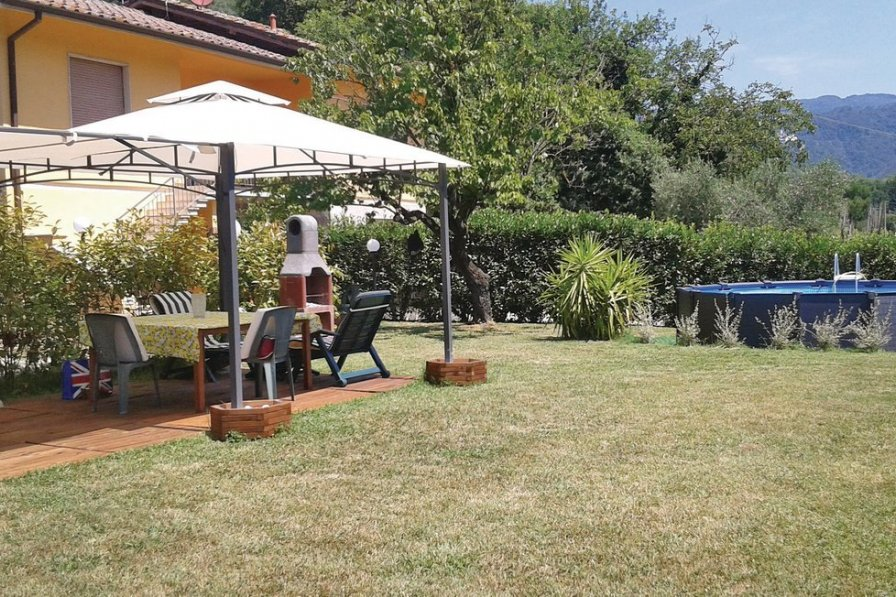 Villa rental in Lucca with swimming pool