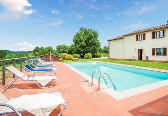 7 bedroom Villa for rent in Monticiano