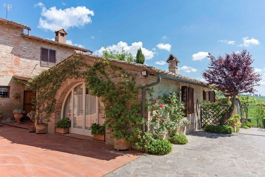Villa in Italy, Casa Vannini