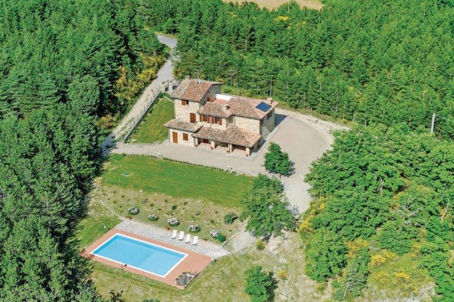 Villa in Italy, Monte Santa Maria Tiberina