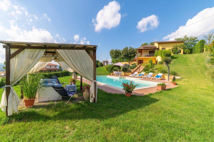 Villa in Italy, Guardea