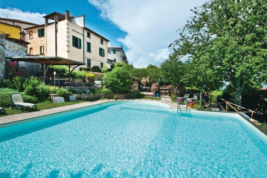 Villa in Italy, Boccheggiano