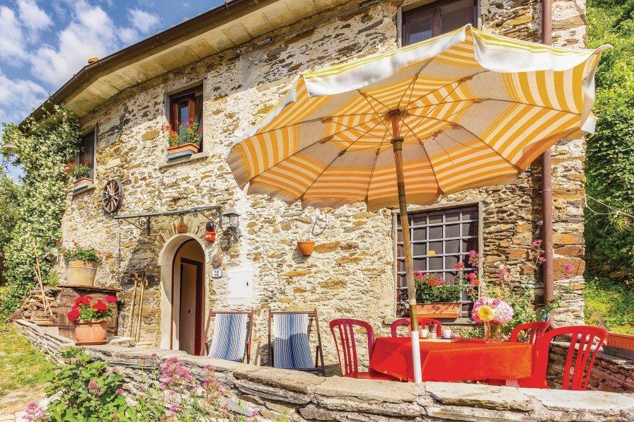 Villa in Italy, Volegno