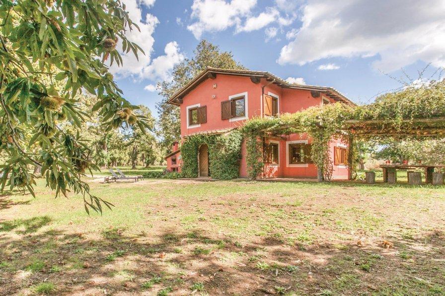 Villa in Italy, Manziana