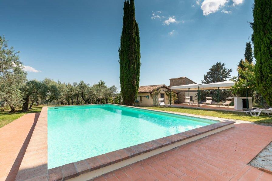 Villa in Italy, Le Palombare