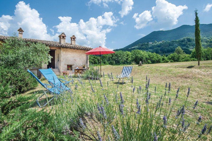 Villa in Italy, Spoleto