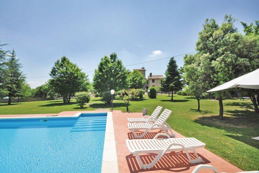 Apartment in Italy, Monte Santa Maria Tiberina