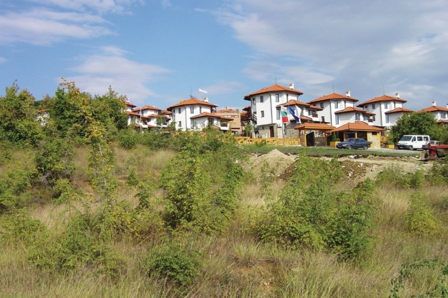 Apartment with shared pool in Kosharitsa