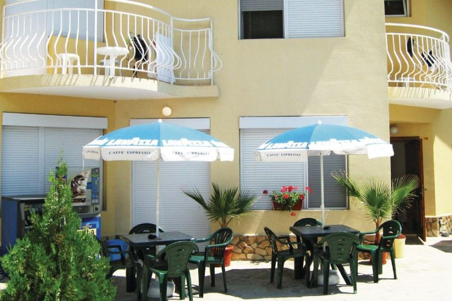 Holiday villa in Kranevo with shared pool