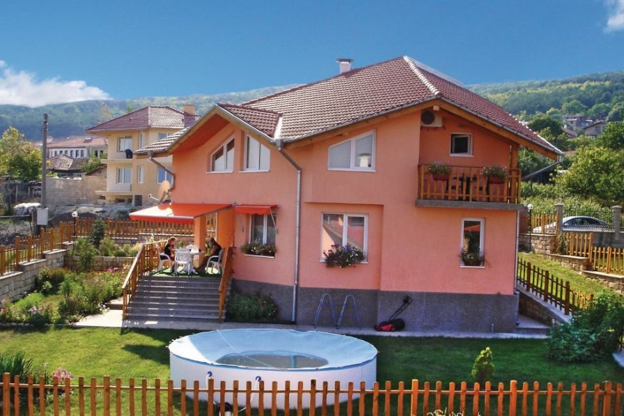 Villa rental in Rogachevo with shared pool