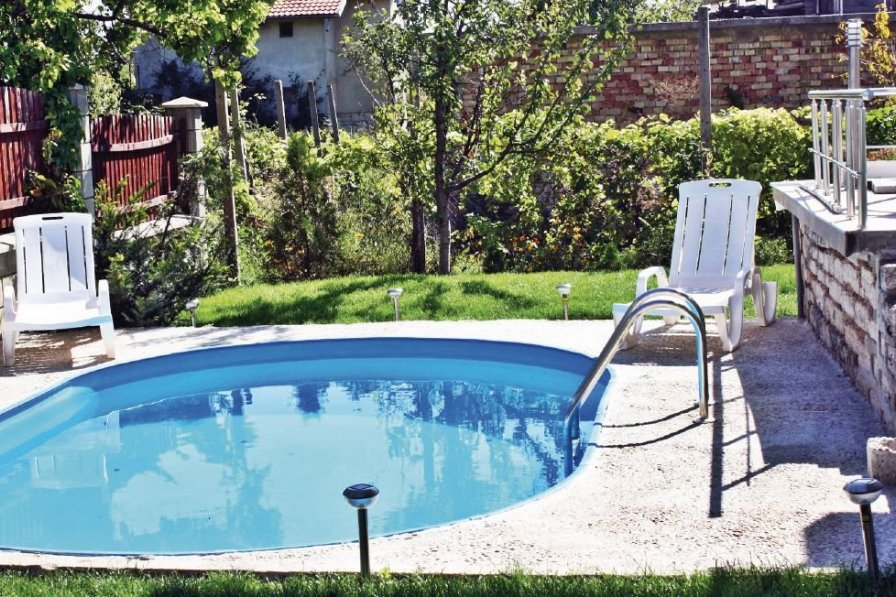 Varna holiday villa rental with private pool