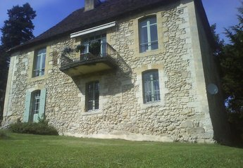 House in France, Creysse