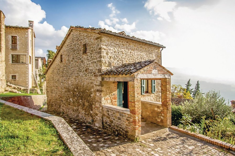 Villa in Italy, San Leo