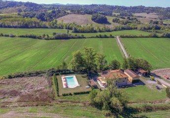 4 bedroom Villa for rent in Peccioli