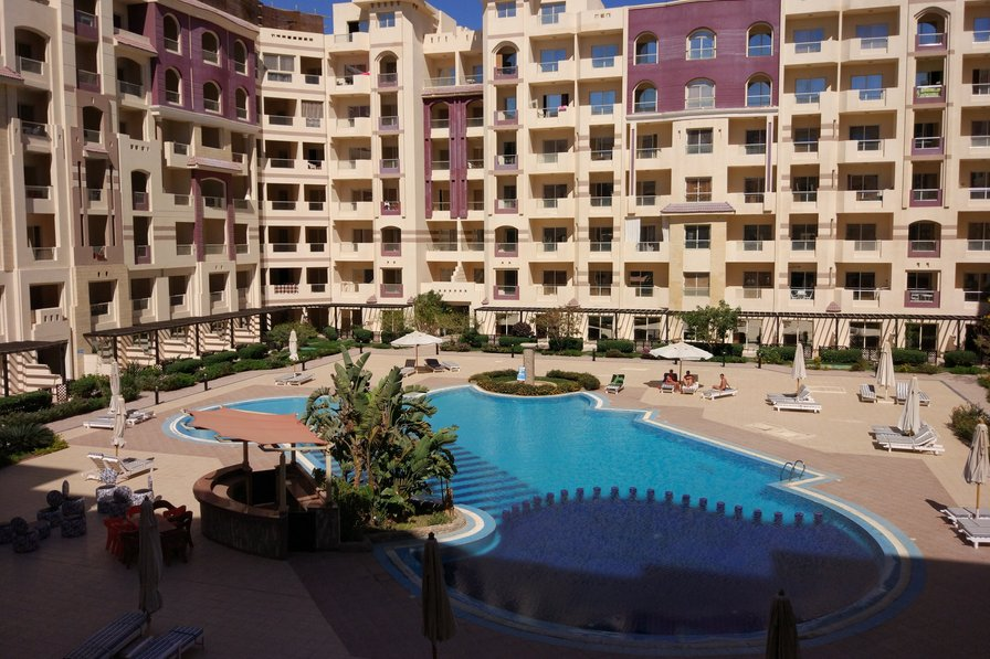 COMFORTABLE APARTMENT HELEN + BEACH IN HURGHADA