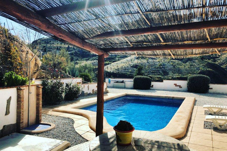 Villa in Spain, Oria