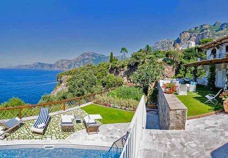 Villa in Praiano, Italy