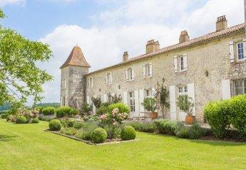 Chateau in France, Riocaud