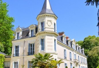9 bedroom Chateau for rent in Indre-et-Loire