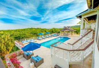 10 bedroom Villa for rent in Montego Bay