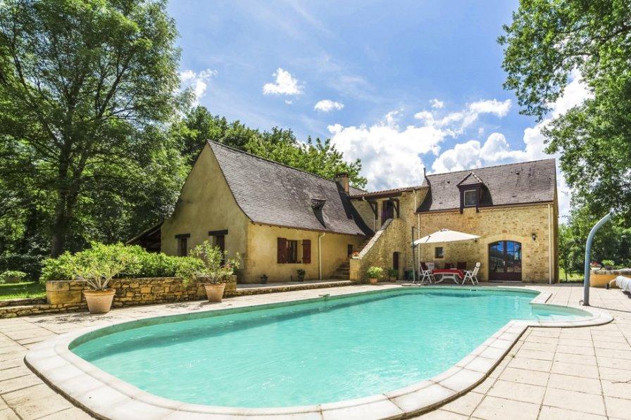 Villa in France, Trémolat
