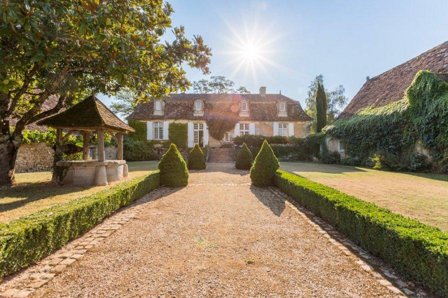 Villa in France, Liorac-sur-Louyre
