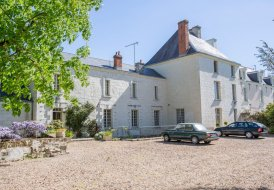 Villa in Le Coudray-Macouard, France