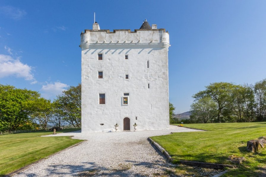 Chateau in United Kingdom, West Kilbride