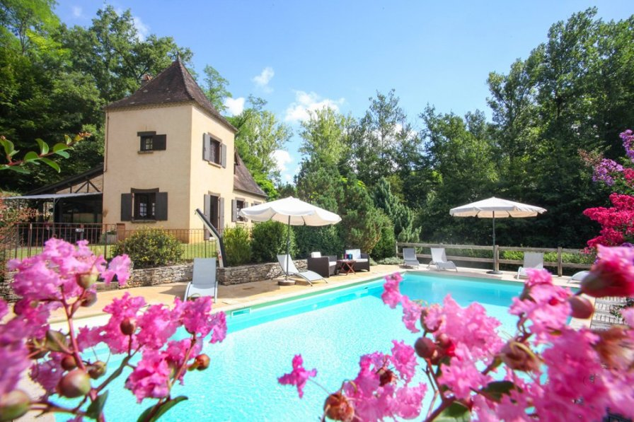 Villa in France, Vézac