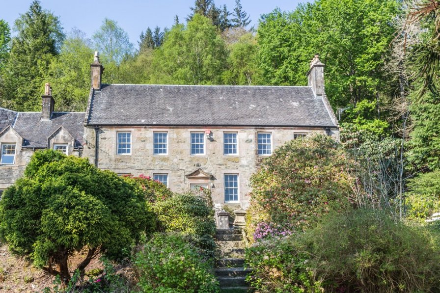 Old Argyll House