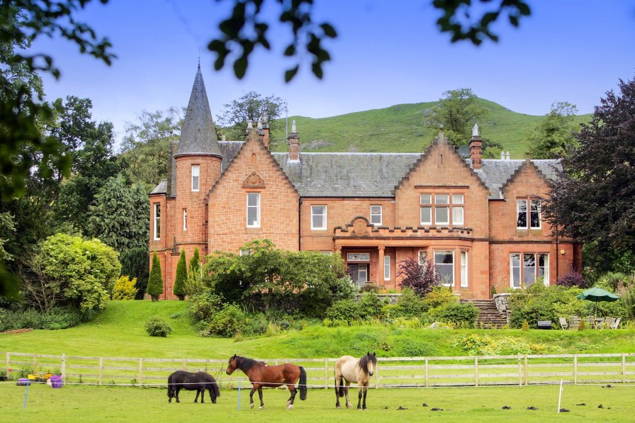 Turret Mansion House