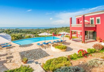 7 bedroom Villa for rent in Corfu Town