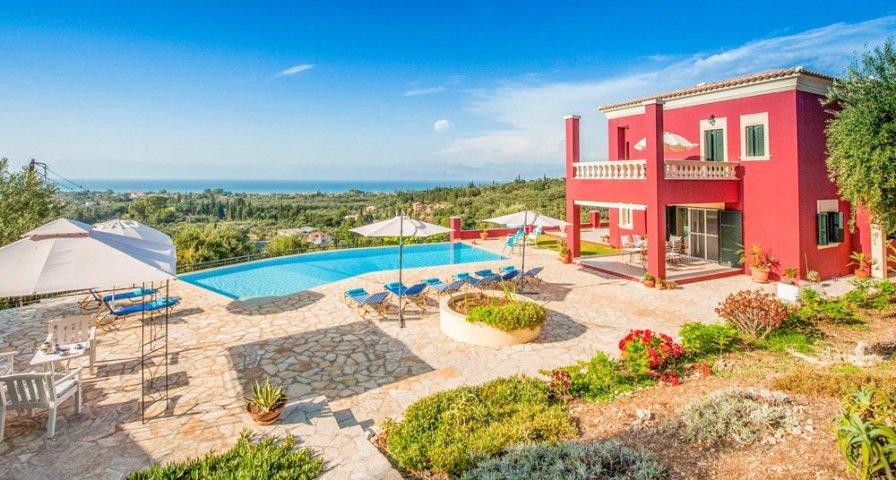 Villa in Greece, Sfakera