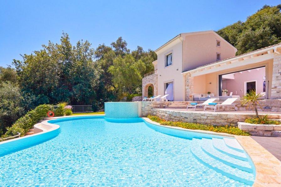 Villa to rent in corfu greece with private pool 202142 - Villa cosy bordeaux ...