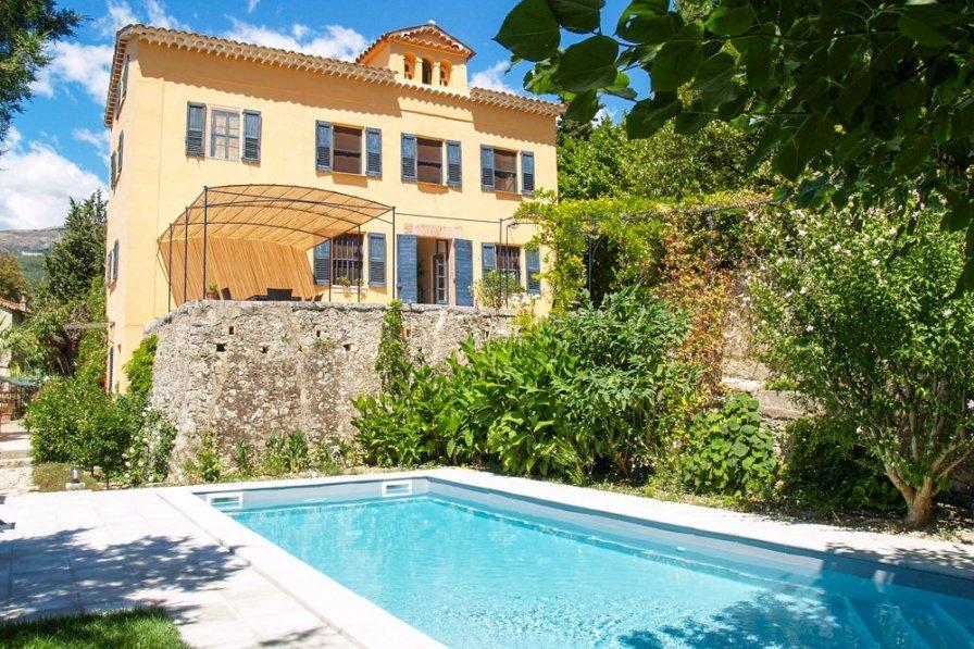 Villa in France, Saint-Francois (Grasse)