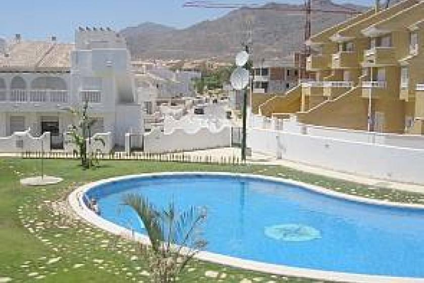 Apartment To Rent In Bolnuevo Spain With Pool 20220
