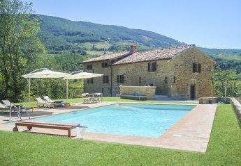 4 bedroom Villa for rent in Gubbio