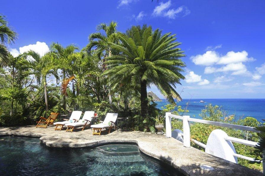 Villa in Saint Lucia, Degazon