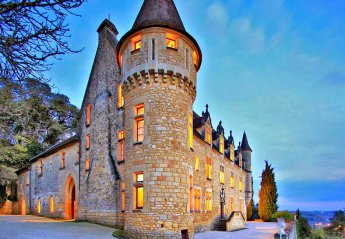 Chateau in France, Carlux